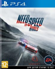 Игра для PS4 Electronic Arts Need for Speed Rivals (PS4)