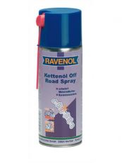 Цепные смазки Ravenol Kettenoel Off Road Spray 0,4л